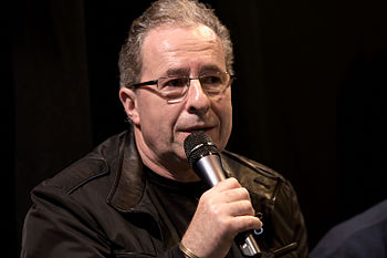 Français : Peter James au Salon du livre de Pa...
