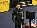 Peter Lines at Snooker German Masters (DerHexer) 2013-01-30 03.jpg