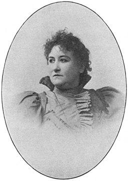 Petronella de Heer - Onze Tooneelspelers (1899) (1)