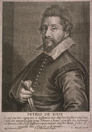 Jode, Pieter de (1570-1634)