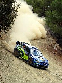 List Of Rally Cars Wikipedia