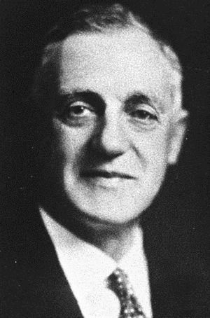 Philip De La Perrelle - De La Perrelle in 1928.