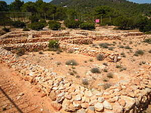 Sa Caleta Phoenician Settlement - The Phoenician Settlement of Sa Caleta