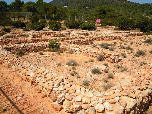Phoenician Settlement remains, Sa Caleta, Ibiza 28 May 2012 (2)