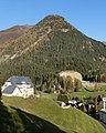 Physikalisch-Meteorologisches Observatorium- Weltstrahlungszentrum PMOD-WRC, Hotel Intercontinental and Seehorn.jpg