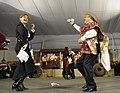 Piñera y von Baer bailan cueca.jpg