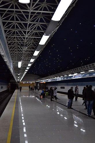 Minsk Metro - Piatroŭščyna