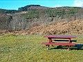 Picnic place near Torinturk - geograph.org.uk - 130434.jpg