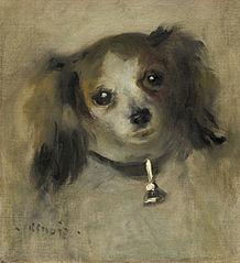 Head of a Dog