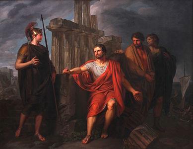 Pierre-Joseph François - Marius assis sur les ruines de Carthage.jpg