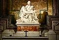 Pietà by Michelangelo, St. Peter's Basilica (31679573127).jpg