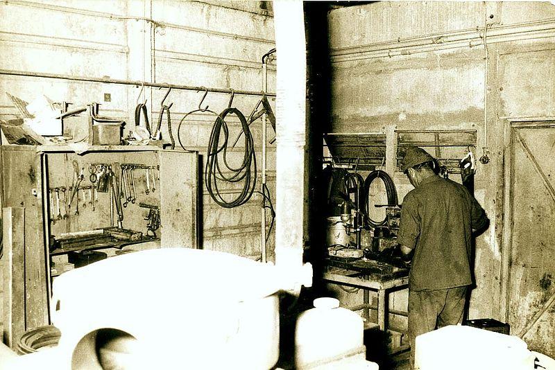 מפעל טיב טירת צבי 1946