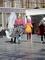 Pilgrims and People around the Holy shrine of Imam Reza at Niruz days - Mashhad - Khorasan - Iran 071.JPG
