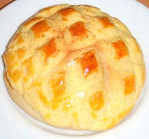 Pineapple bun - Image: Pineapple Bun 2