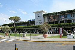 Pisa International Airport Galileo Galilei, Italy.JPG