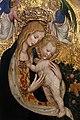 Pisanello, madonna della quaglia, 1420 ca., dalla coll. cesare bernasconi, vr 03.jpg