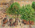 Pissarro, Camille - Place du Theatre-Francais. Spring.jpg