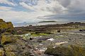 Pladda Island from Kildonan beach 2.jpg