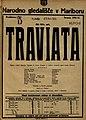 Plakat za predstavo Traviata v Narodnem gledališču v Mariboru 29. marca 1925.jpg