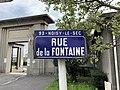 Plaque Rue Fontaine - Noisy-le-Sec (FR93) - 2021-04-16 - 2.jpg