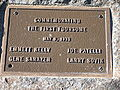 Plaque at golf course - Green Lakes State Park.jpg