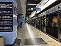 Platform of Nanjing South Railway Station (Line 1).jpg