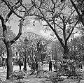 Plaza Bolivar in Caracas in Venezuela met het ruiterbeeld van Simon Bolivar, Bestanddeelnr 252-8434.jpg