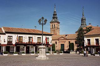 Navalcarnero Municipality in Community of Madrid, Spain