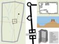 Pliska fortress plan.png