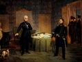 Poging tot staatsgreep in Gent door luitenant-kolonel Grégoire, 1831, J. Van der Plaetsen.png
