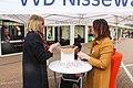 Politieke actie gemeenteraadsverkiezingen twee vrouwen Spijkenisse Nissewaard.jpg