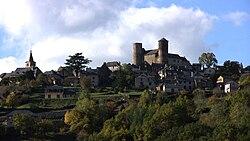 Pomayrols village.JPEG