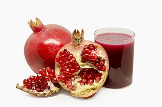 Juice - Pomegranate juice