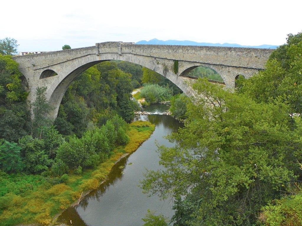 File:Pont del Diable de Ceret.jpg - Wikimedia Commons