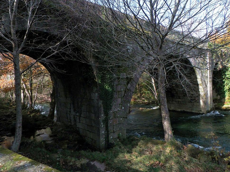 Ponte Verdugo, A Lama, A Lama