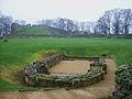 Pontefract Castle, general view.JPG