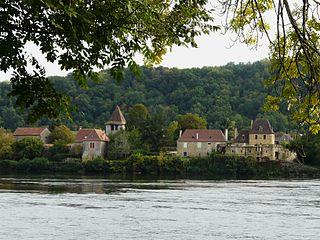 Pontours Commune in Nouvelle-Aquitaine, France