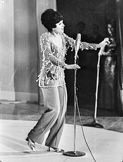 Popzangeres Salome zal Spanje vertegenwoordigen op Euro Songfestival in Madrid, Bestanddeelnr 922-1722.jpg