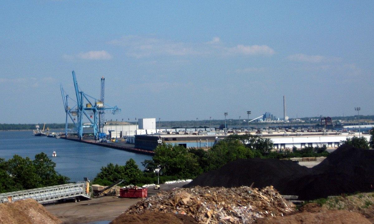 Port of Wilmington (Delaware) - Wikipedia