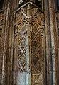 Porta dels Apòstols, catedral de València, detall ll.JPG