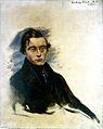 Portrait of G. Bird by Alexander Craig, 1840? Wellcome L0020608.jpg
