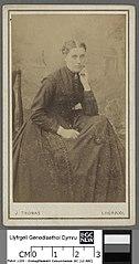 Mrs John Thomas Chemist Machynlleth (nee Miss V Morris)