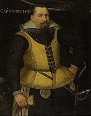 Portrait of Karel van der Hoeven