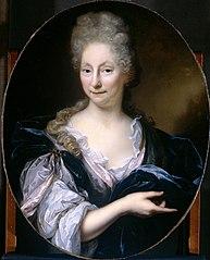 Portrait of Margaretha van de Eeckhout, Wife of Pieter van de Poel