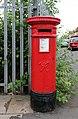 Post box at Elmswood Road, Birkenhead.jpg