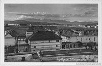 Postcard of Ljubljana, Vilhar Street.jpg