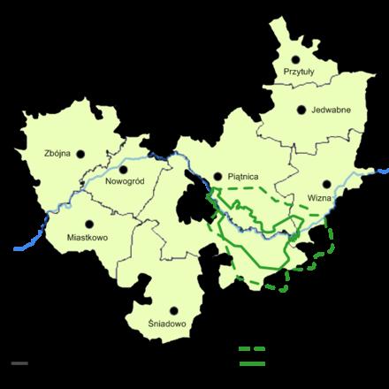 Lomza Poland Map.Lomza Landscape Park Wikiwand