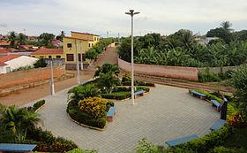Praça Ricardo Nergino