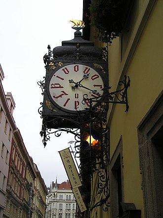 U Fleků - Street view