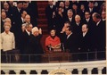 President-elect Nixon taking the oath of office as President of the United States - NARA - 194370.tif